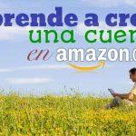 Create your account on amazon.com