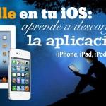 Descargando la aplicación kindle para iOS (iPhone, iPad, iPod)