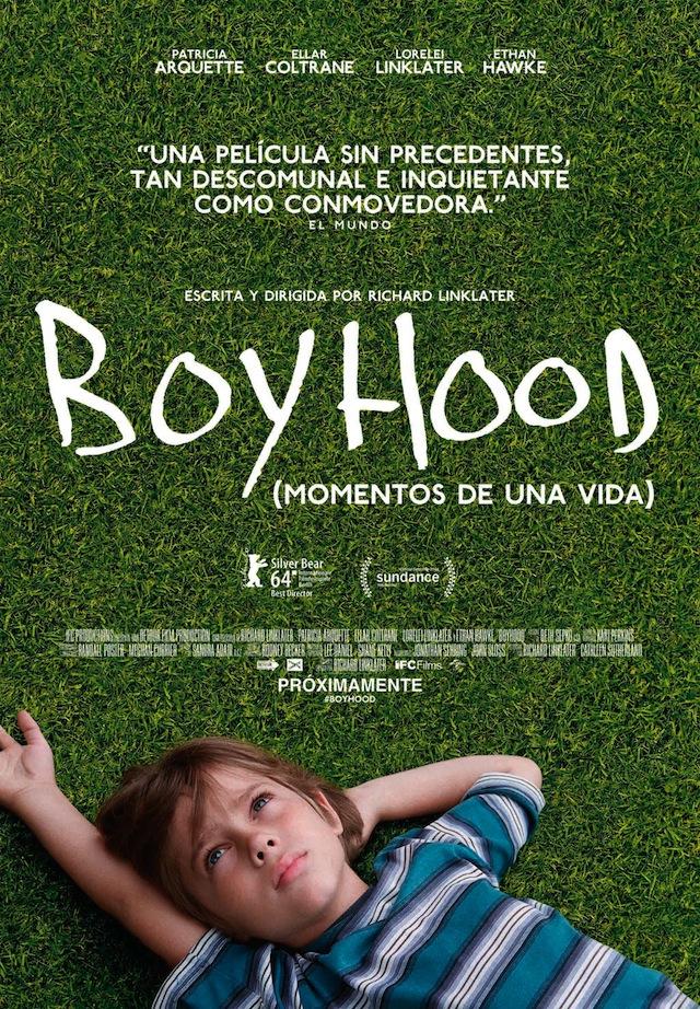 Globos de Oro 2015 Boyhood (Momentos de una vida)