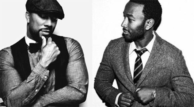 Globos de Oro 2015 Glory para 'Selma' por John Legend y Common