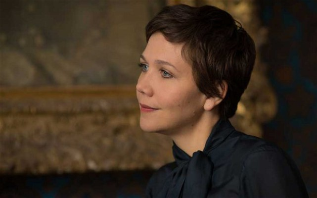 Globos de Oro 2015 Maggie Gyllenhaal en The Honorable Woman
