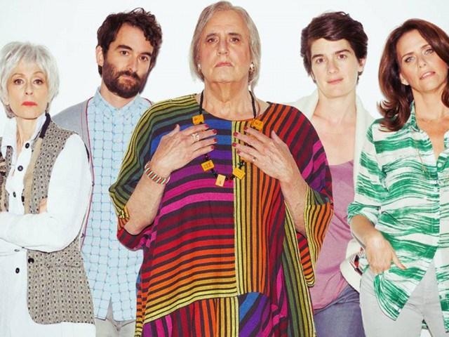 Globos de Oro 2015 Mejor Serie Comedia Transparent