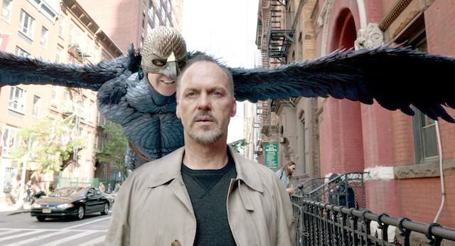 Globos de Oro 2015 Michael Keaton por Birdman