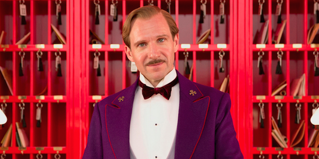 Globos de Oro 2015 Mejor película de comedia o musicaEl Gran Hotel Budapest