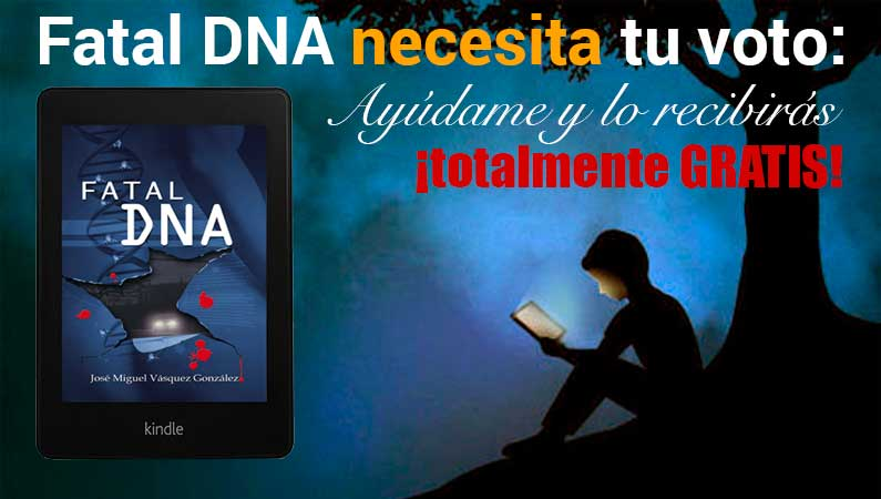 Fatal DNA es la versión en inglés de ADN Fatal